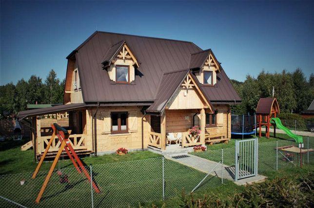 Komfortowy dom nad morzem dla 10 os. Rusinowo wakacje z dziećmi i psem