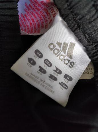 Adidas czarne spodnie