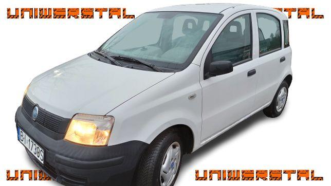 FIAT PANDA 2005 rok, 1.1 benz + GAZ / Bardzo niski przebieg ! BT ROK!