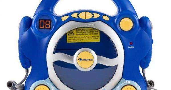 Auna Karaoke CD 10029405