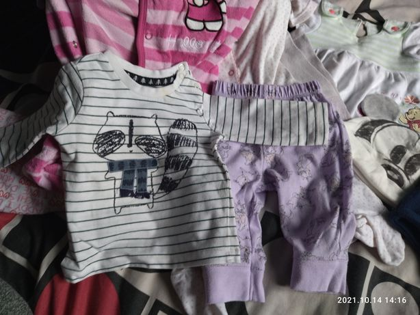 Продам детские вещи от 0 до 6 месяцев