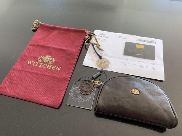 Kosmetyczka WITTCHEN z kolekcji ARIZONA brązowa