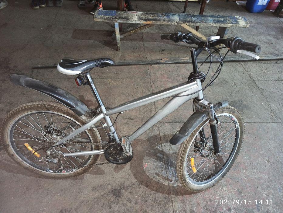 """Продам велосипед подростковый 24"""" после капремонта. Харцызск - изображение 1"""