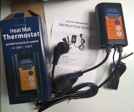Programador termostato controlador de temperatura ate 1000w