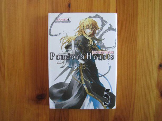 Pandora Hearts tom 5/manga/ Jun Mochizuki