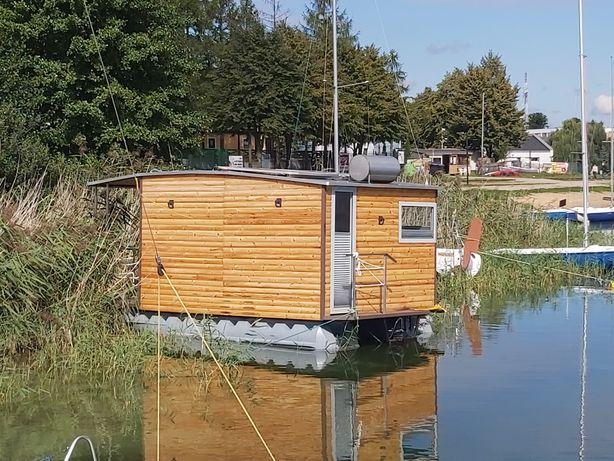 Domek pływający House boat