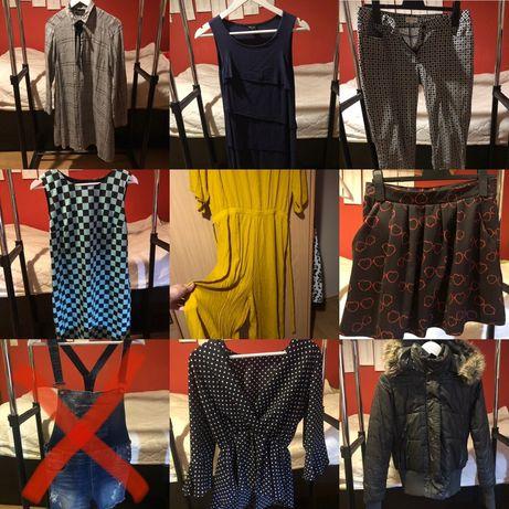 Tanie ubrania - wyprzedaż - sukienka, kombinezon, spodnie, spódnica