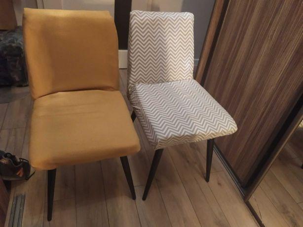Krzesła Patyczaki PRL