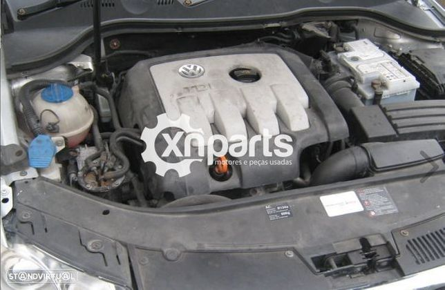 Motor VW PASSAT Variant (3C5) 2.0 TDI 16V 4motion   08.05 - 11.10 Usado REF. BKP