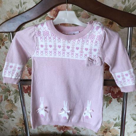 Платье на малышку ребёнка тёплое платье на младенца