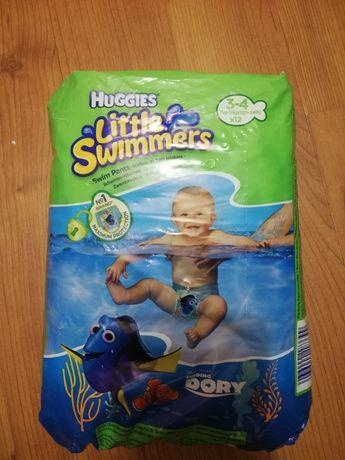 Отдам за киндер памперсы для плавания