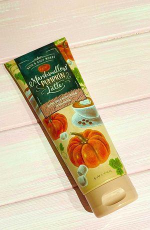 "Крем для тела Bath and Body Works ""Marshmallow Pumpkin Latte"""