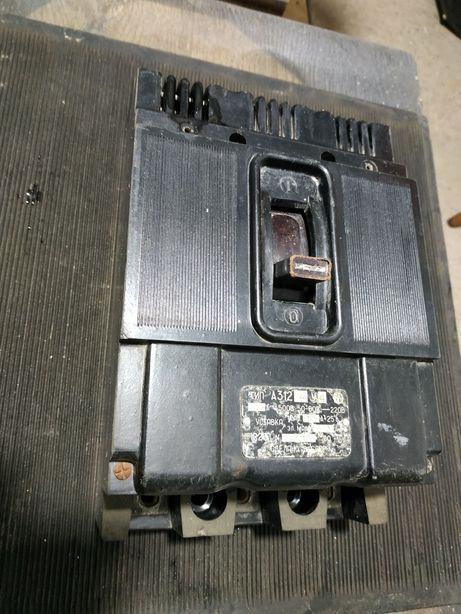 Автоматический выключатель А312