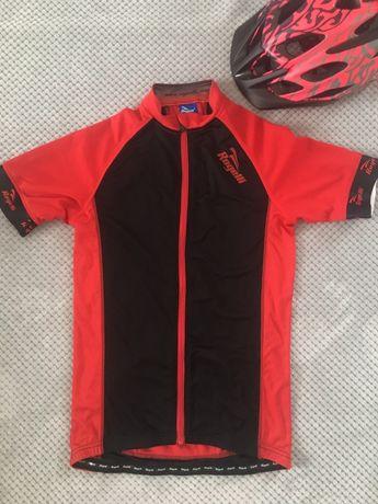 Koszulka rowerowa Rogelli r. S, stan idealny