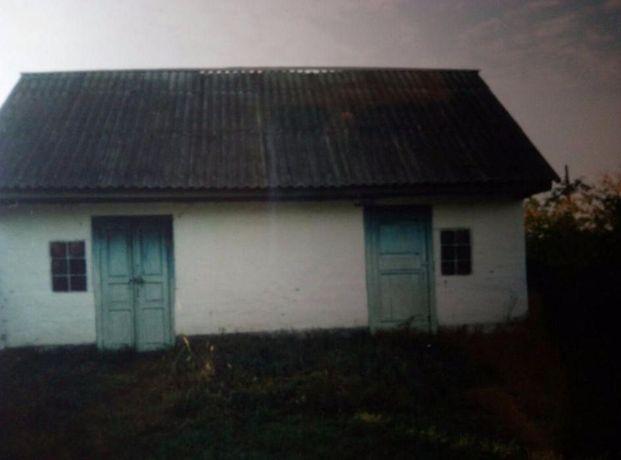 Дом с участком под застройку в с. Чеховка, 30 км от Черкасс (НЕ ДАЧА!)