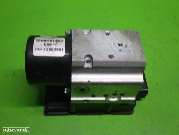 OPEL: 09191497 Módulo de ABS OPEL VECTRA C GTS (Z02) 1.8 16V (F68)