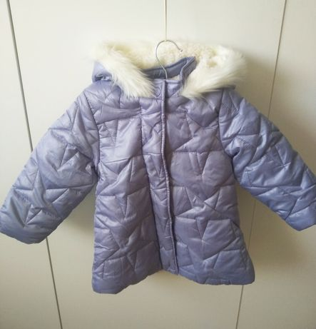 Nowa zimowa kurtka płaszczyk