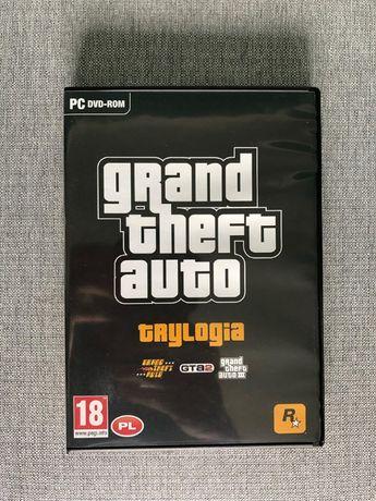 Grand Theft Auto Trylogia (GTA1,2,3) (premierowa)