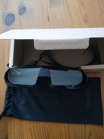 Okulary 3D aktywne Toshiba