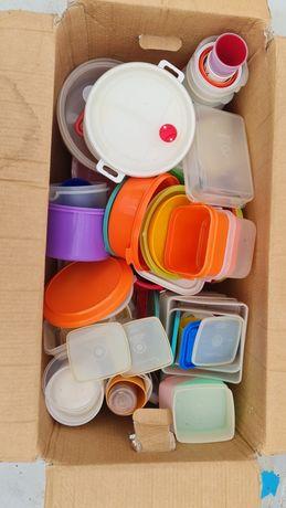 Caixa Tupperwares