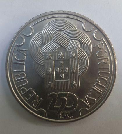 Moeda 250 escudos, Jogo Olímpicos de Seul, 1988