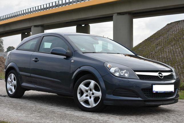 Opel ASTRA GTC Lift 2007r 170tys km ZAREJESTROWANA