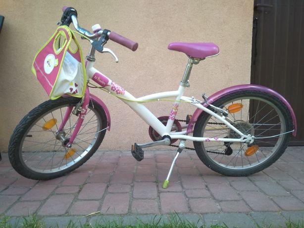 Rower dla dziewczynki Bitwin 20