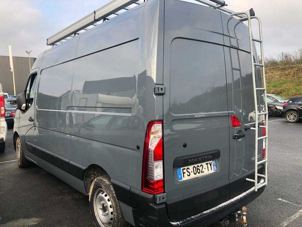 Renault Master 2020. Nowy model.