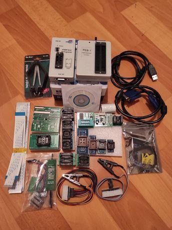 Программатор RT809F с расширением Рев - 1 + адаптеры,МЕГА набор.