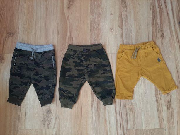 Spodnie dresowe Zara Reserved Mads&Latte mini 68