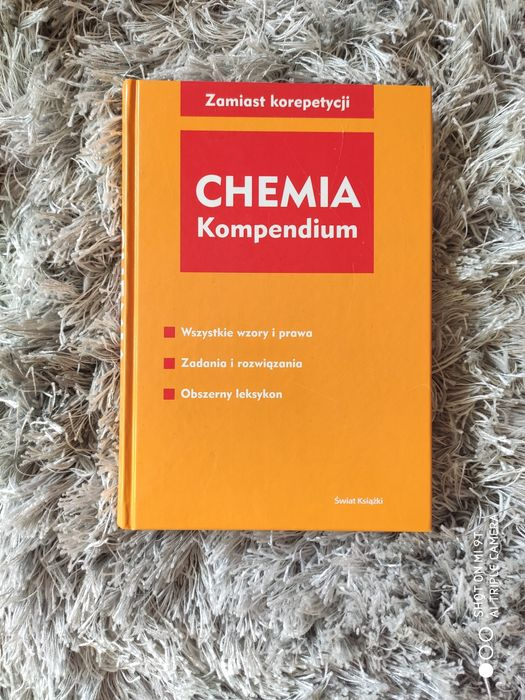 Chemia kompendium :) Gdańsk - image 1