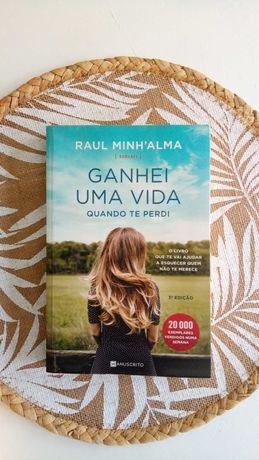 Livros de Raul Minh'alma
