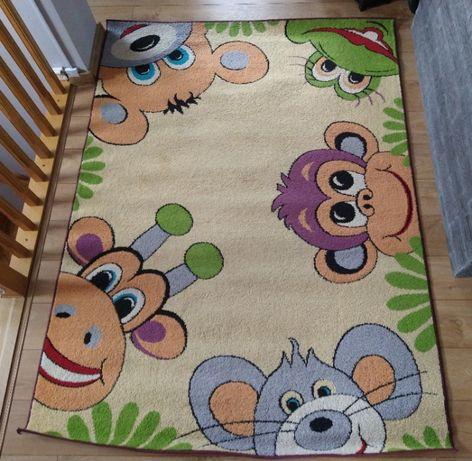 Dywan do pokoju dziecięcego 1,6x2,2 m