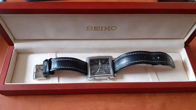Relógio Seiko Chronograph 50m