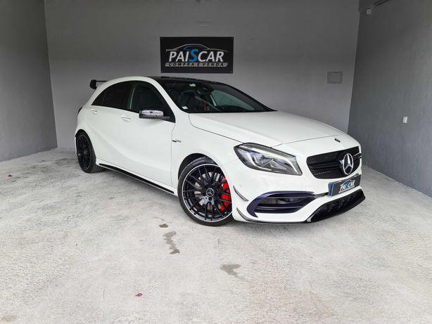 Mercedes Bens A45 4-Matic 381cv