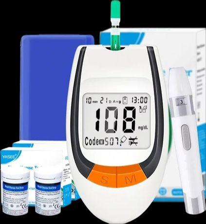 Medyczny miernik cukru we krwi - Glukometr