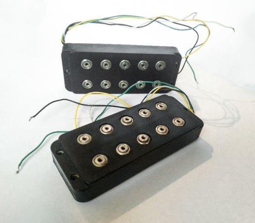 Басовые звукосниматели G&L L-2500 bass 5-strings humbucker pickups