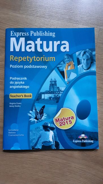 Matura 2015 Teachers Book Repetytorium Język Angielski DOWÓZ GRATIS