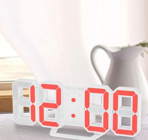 Zegar Elektroniczny 3D