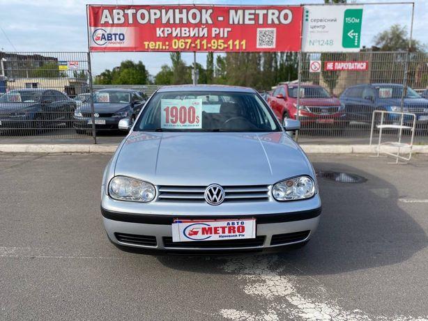 Volkswagen (97) Golf (ВЗНОС 30%) Авторынок METRO Кривой Рог