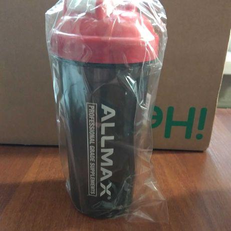герметичный шейкер для протеина, бутылка без БФА с миксером, 700 мл