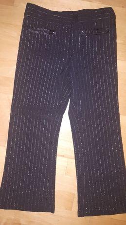 Spodnie r. 104 eleganckie