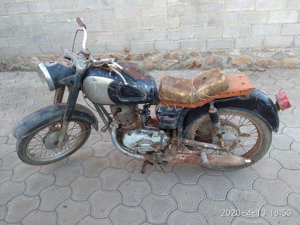 Паннония Panninia мотоцикл.