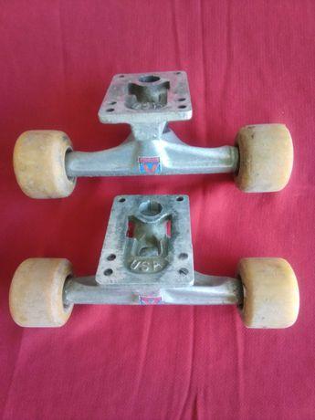 Trucks Skate Venture Awake Vintage. Feito em USA. Usados.