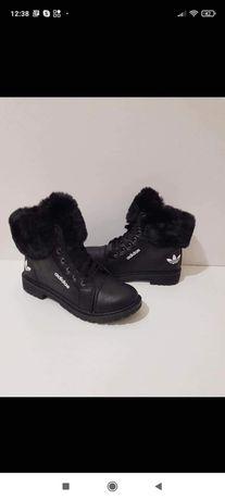 Damskie buty zimowe. Rozm 40, 41, 42