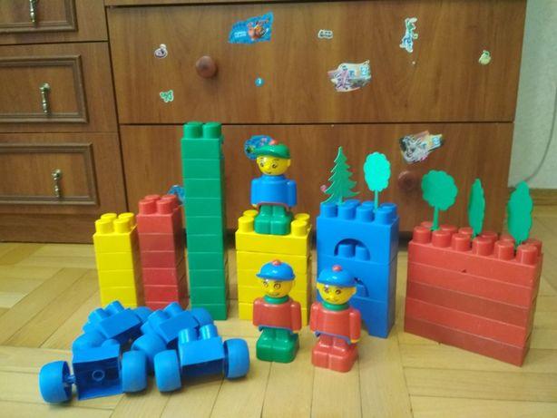 Кубики/конструктор/HEMAR