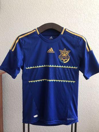 Футболка Adidas сборная Украины оригинал размер S