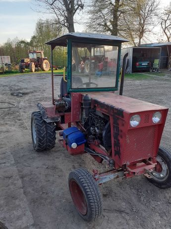 Traktor sam 1,6 isuzu turbo