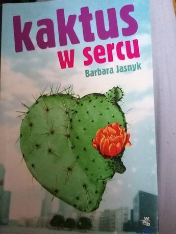 Kaktus w sercu (ksiazka pisana w serialu)