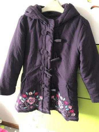 Płaszczyk - kurtka fiolet 116